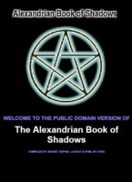Alexandrian Book of Shadows