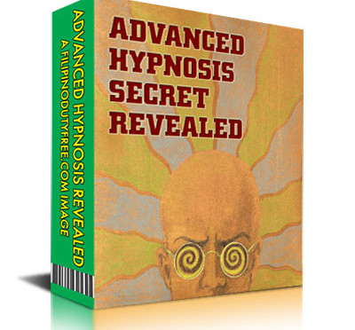 Advanced Hypnosis Secret Revealed