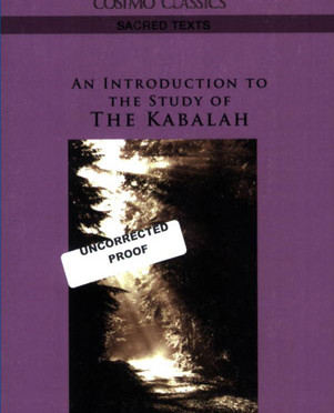 An Introduction to the Study of the Kabalah by William Wynn Westcott
